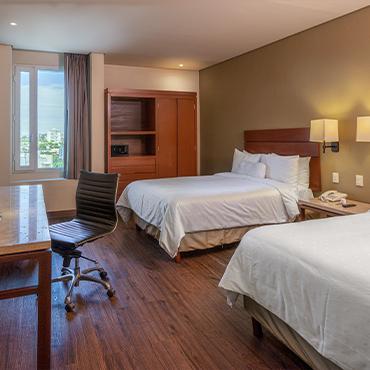 Standar Double bed Room